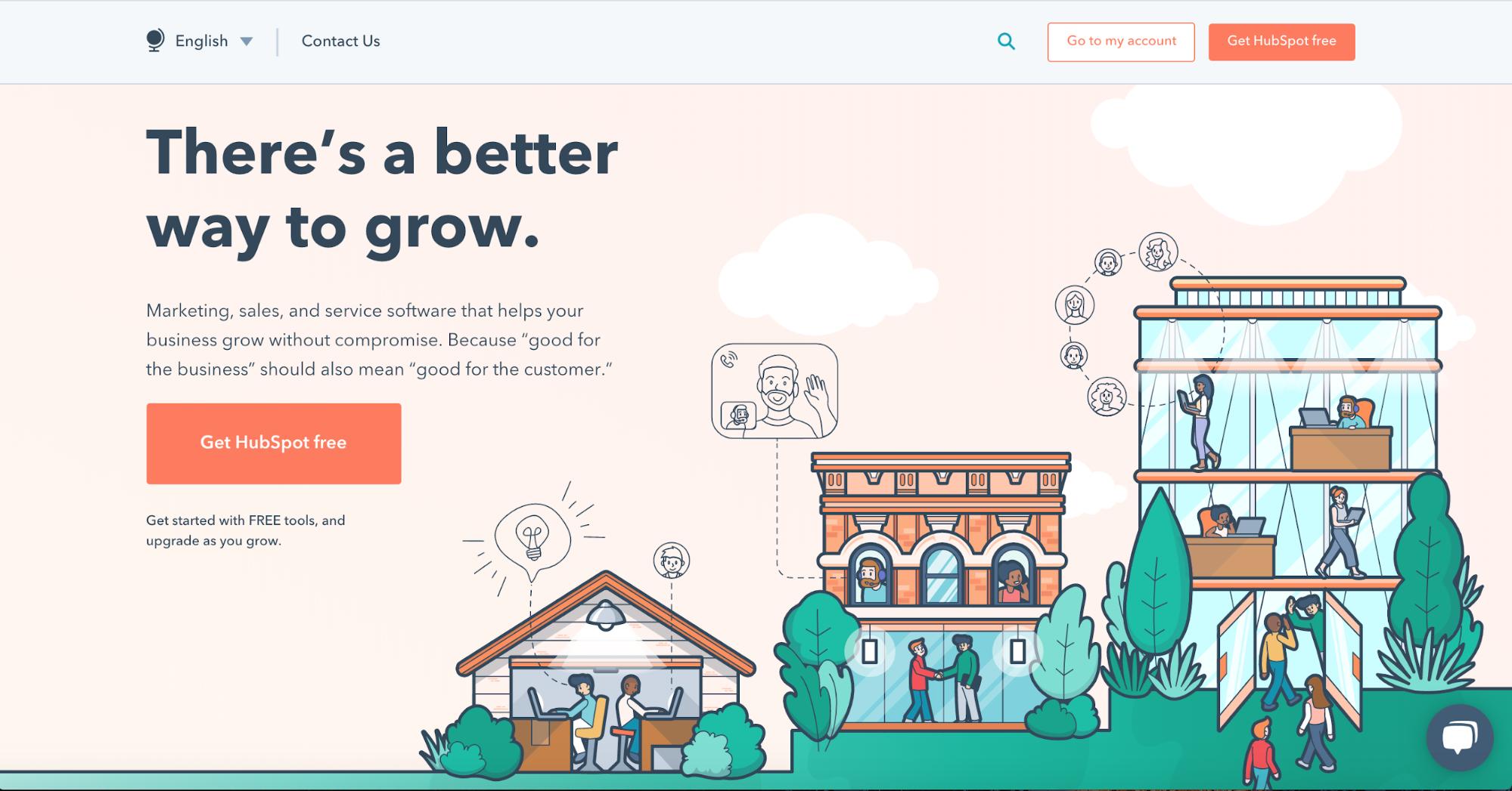 Hubspot - Inbound Web Design Inspiration